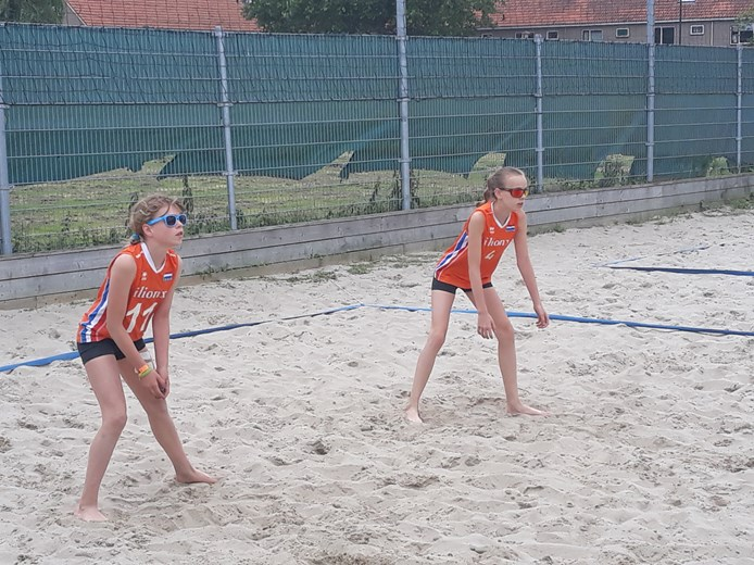 Beachvolleybal Edam